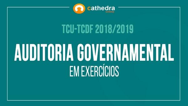 Auditoria Governamental em Exercícios