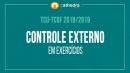 Controle Externo em Exercícios