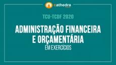 Adminstração Financeira e Orçamentária'