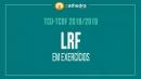 LRF - Lei de Responsabilidade Fiscal'