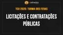 Licitações e Contratações Públicas (Turma dos Feras)