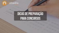 Dicas de Preparação para Concursos Públicos